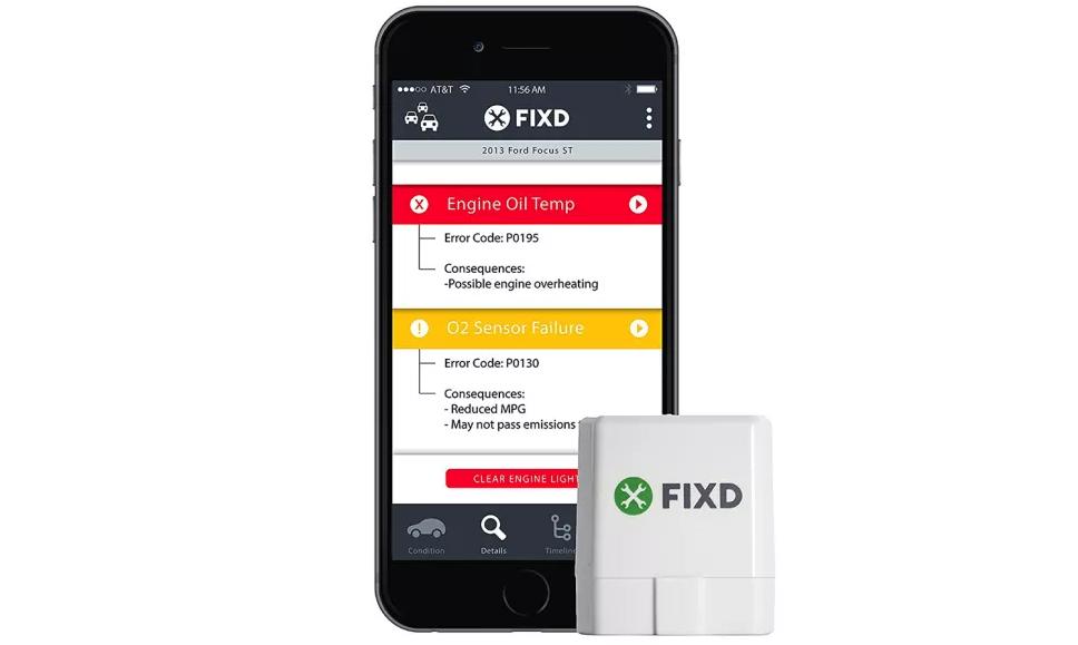FIXD Sensor