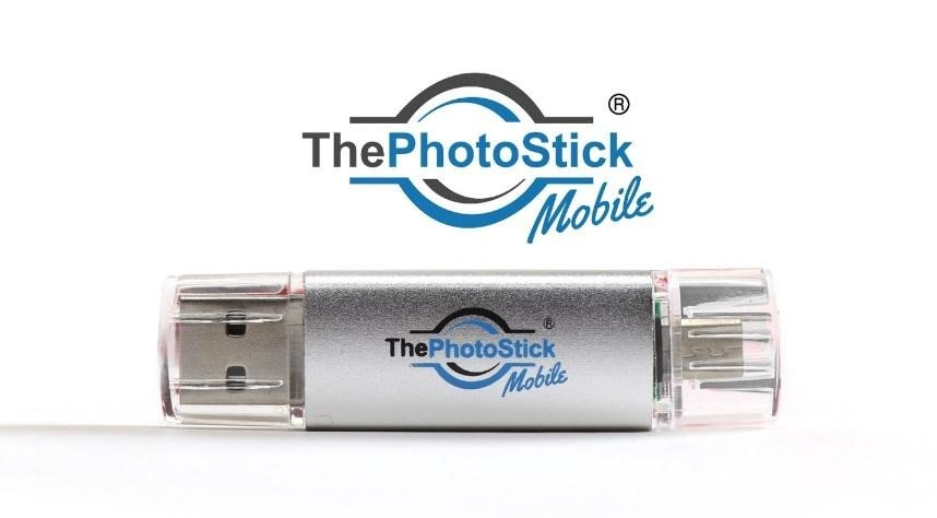 What is PhotoStick Mobile