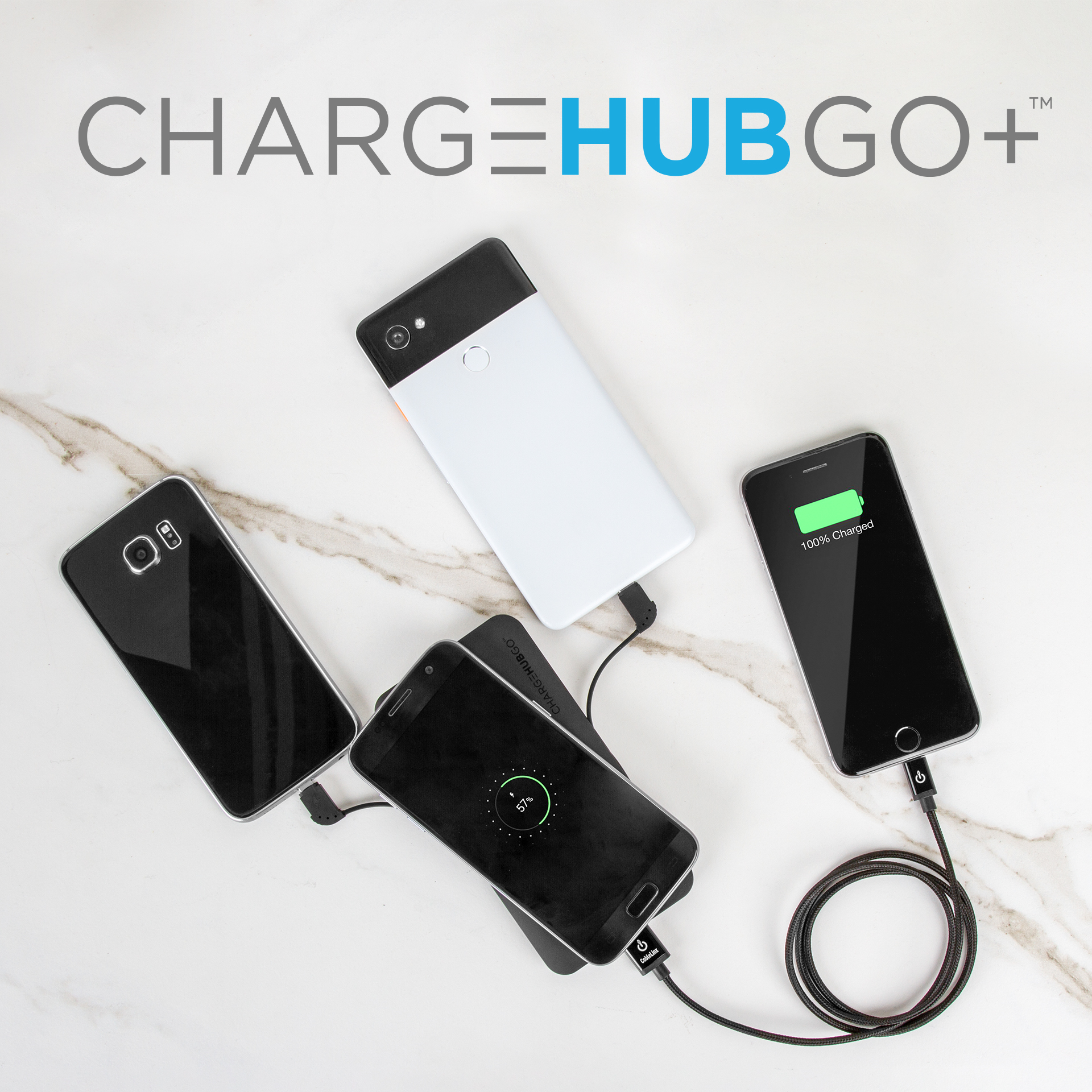 How Does Chargehubgo Plus Work