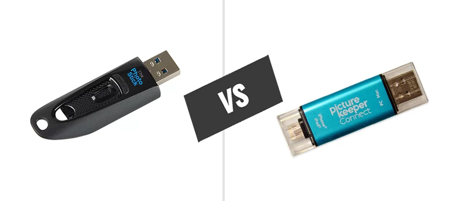 Which Is Better Photo Stick or Picture Keeper