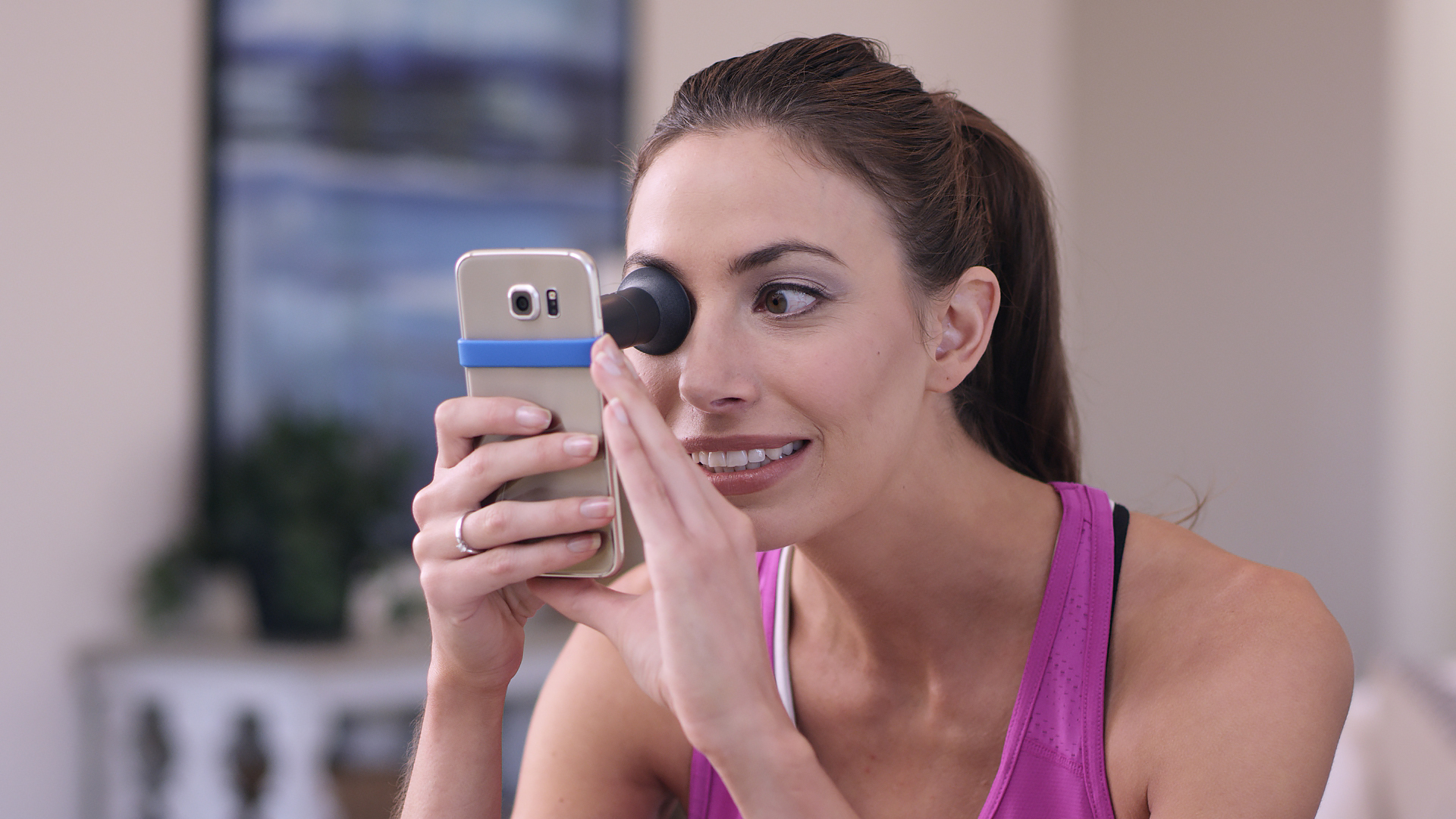 Who Can Use Eyeque Personal Vision Tracker?
