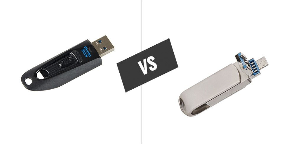 Photo Stick Vs Flash Drive: In-depth Review 2021 1