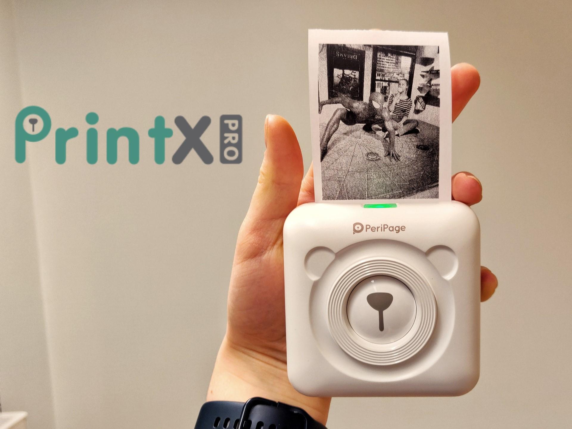 Features of PrintX Pro