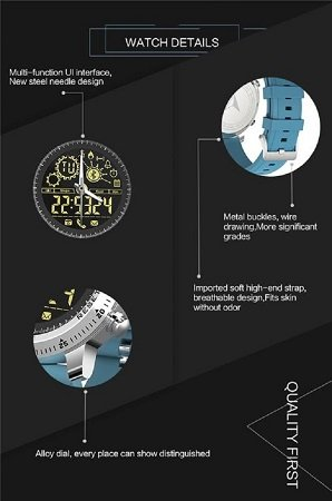 Features of T-Watch