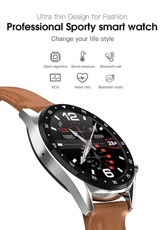 GX SmartWatch Review: Main Features