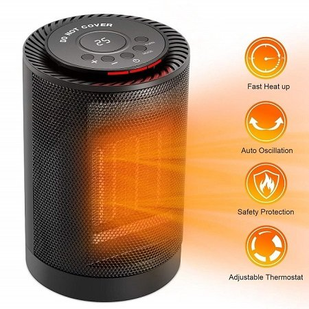 Main Features of EcoHeat S