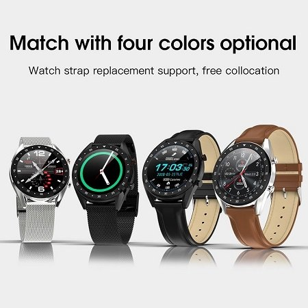 What is a GX Smartwatch?