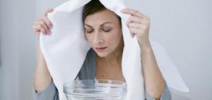 Is steam inhalation good for asthma