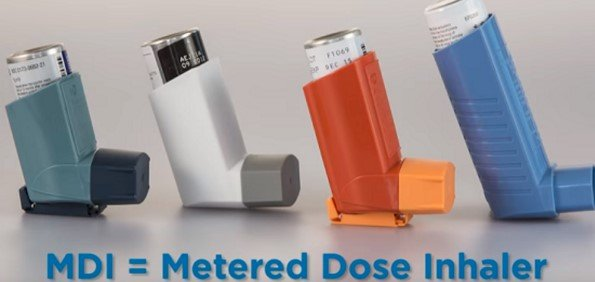 Metered-Dose Inhalers