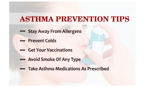 Tips for Asthma Prevention